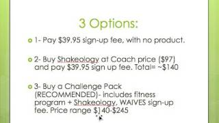 Sign Up Options for Beachbody Coaches