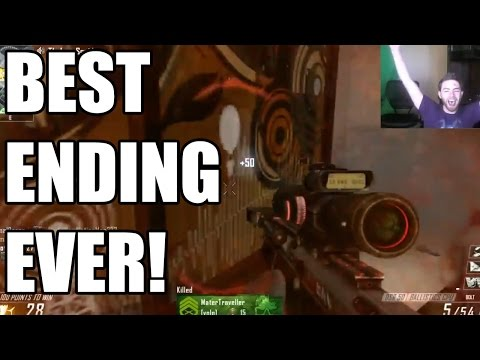 BEST GAME ENDING EVER! (Call of Duty: Black Ops 2)