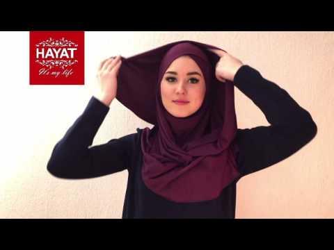 HAYAT: выбери свой готовый хиджаб