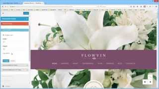 Create, customize & secure Wordpress online flower shop with Flowvin