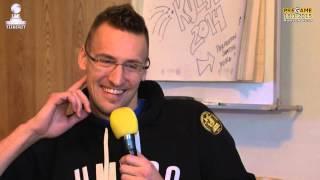 Pregame Tiikerit - Korson Veto su 18.1.2015 Matti Hietanen