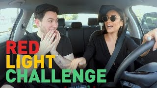 Manny Mua Does Red Light CHALLENGE! Part 1 | Shay Mitchell
