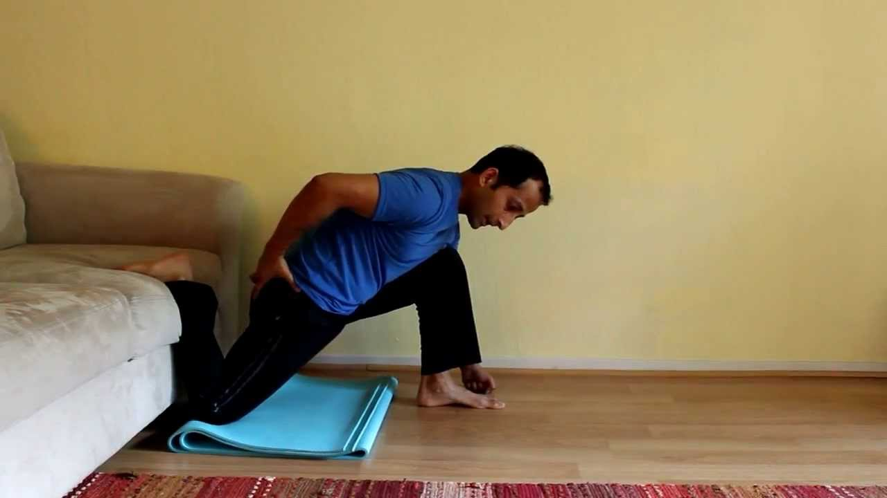 Quadricep Stretches For Runners And Quadriceps Stretching