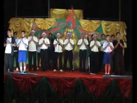 Omi Thai Seminarians (welcome To The Family Song) video