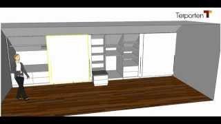 play youtube video peter reiners wohnen ideen unkonventionelle badgestaltung. Black Bedroom Furniture Sets. Home Design Ideas