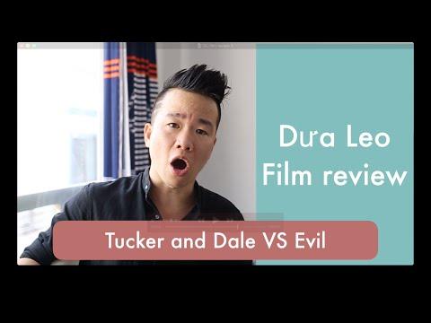 Tucker and Dale vs Evil - Dưa Leo film review