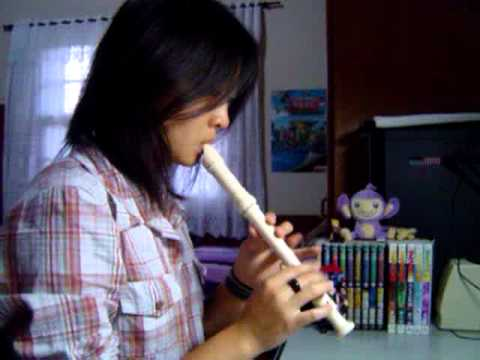 [Hyrule Field  - Zelda Twilight Princess] Recorder Flute