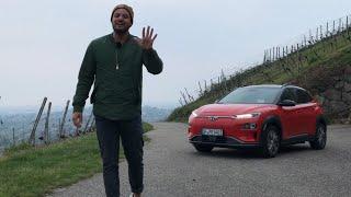 2019 Hyundai Kona Elektro (204 PS, 64 kWh) - Das komplette⚡️E-SUV? Fahrbericht | Review | Test-Drive