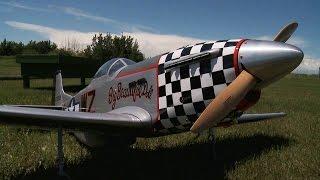 RC-TV Big Beautiful RC Planes