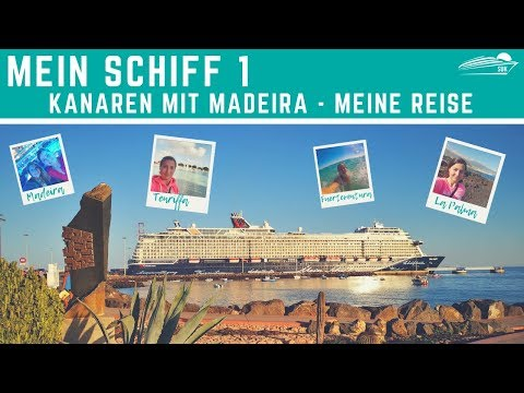 Meine Reise mit der Mein Schiff 1 auf den Kanaren zur Adventszeit: Spaß, Essen, Mietwagen und mehr!