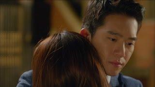 [Radiant Office] 자체발광오피스 ep.15 Seok-jin,Ah-sung crying in the false hope for a hug.20170503