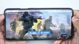 OnePlus 7 Pro - Call Of Duty : Mobile Gameplay