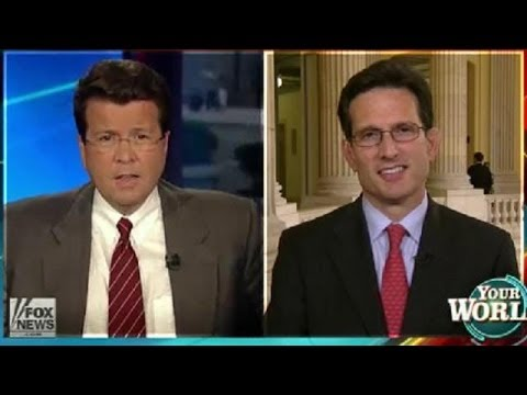 Rep. Eric Cantor On Obama's Foreign Policy, VA Scandal