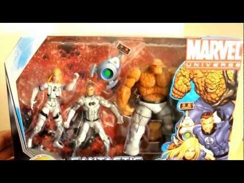 Unboxing Ebay and Kmart - Marvel Universe