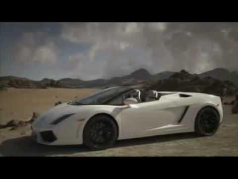 Lamborghini Gallardo LP 560-4 Spyder, промо