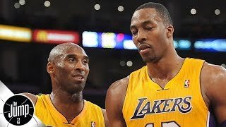 Dwight Howard thanks Kobe Bryant for calling him soft | BS or Real Talk | The Jump