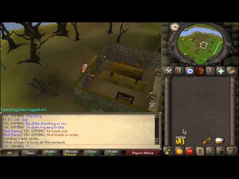 RuneScape 2007 luring video 1 [300m+]