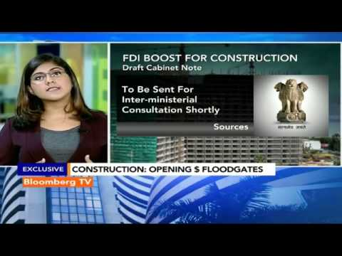 Market Pulse- FDI In Construction: Draft Cabinet Note Ready?