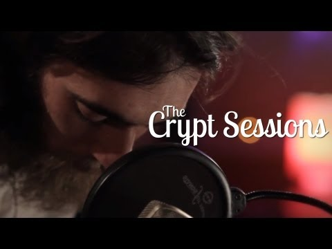 "Keaton Henson - ""To Your Health"" - The Crypt Sessions: S3, Ep3"