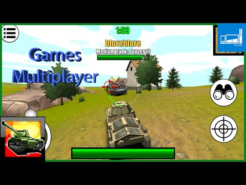 Company of Tanks Multiplayer #1 - Windows Phone