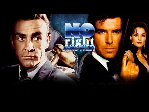 BEST BOND MOVIE EVER (No Right Answer)