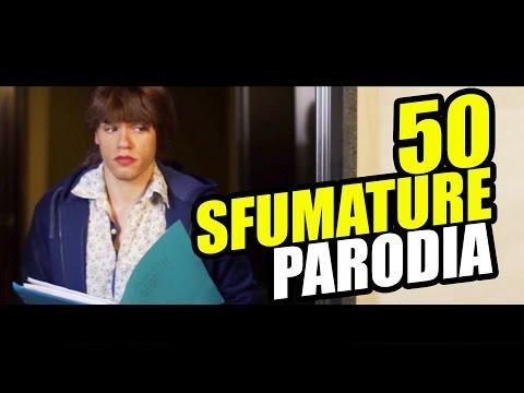 CINQUANTA SFUMATURE DI GRIGIO - PARODIA Trailer Italiano Ufficiale - iPantellas