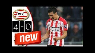 PSV vs Willem ll 4-0 Resumen Goles Highlights 30/09/2017