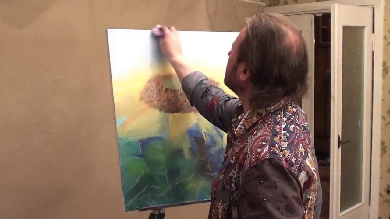 Рисуем с бобом россом мастер-класс