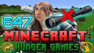 Minecraft: Hunger Games w/Bajan Canadian! Game 647 - 360 NO SCOPES!