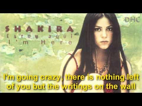 Shakira - I Am Here
