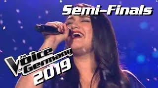 Katy Perry - Unconditionally (Freschta Akbarzada) | The Voice of Germany 2019 | Semi-Finals