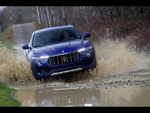 Maserati Levante priced from $72.000