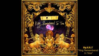 "Big K.R.I.T ""King Remembered In Time"" Full Mixtape [HD+Tracklist]"