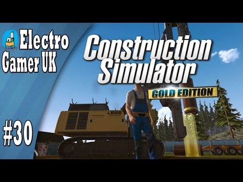 Construction Simulator 2015 Gold Edition - E30 - Liebherr LB 28 Rotary Drilling Rig Tutorial