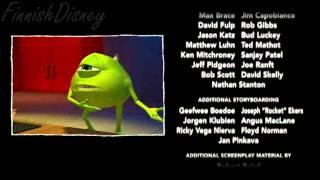 download lagu Monsters Inc Monsterit Oy - Bloopers Poistetut Kohtaukset Finnish gratis