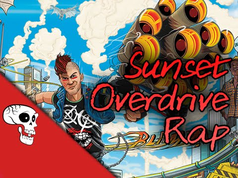 """Sunset Overdrive Rap by JT Music – """"I'm in Overdrive"""""""