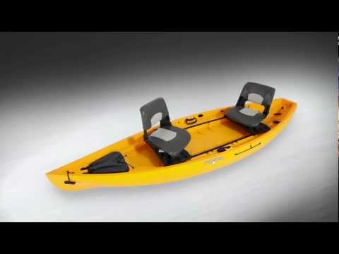The NuCanoe Frontier: 155 Options in 145 Seconds