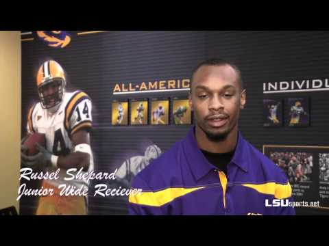 LSU Football All-Access 2011 Spring Practice