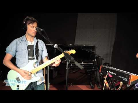 "Django Django - ""Default"" (Live at WFUV)"