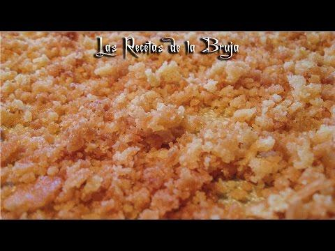 Crumble - Recetas de cocina fáciles, sanas y saludables, postres caseros