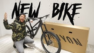 Mein neues Freeride Bike 2018! Unboxing Canyon Torque CF | Fabio Schäfer Vlog #143