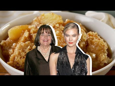 Ina Garten Vs. Karlie Kloss: Whose Apple Crisp Is Better?