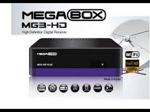MEGABOX MG3 HD PLUS SKS