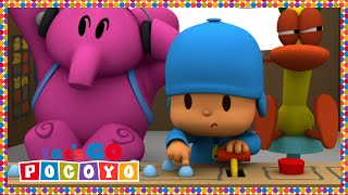 Let's Go Pocoyo! - Space Mission [Episode 9] in HD