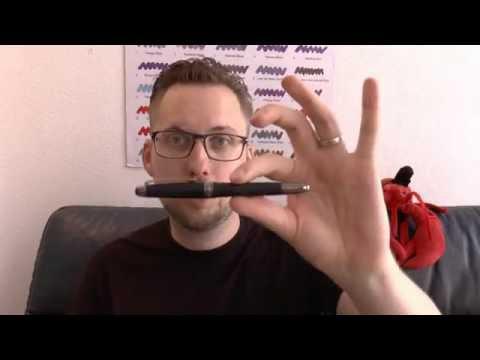Montblanc Meisterstück Classique Special Edition Ultra Black Review