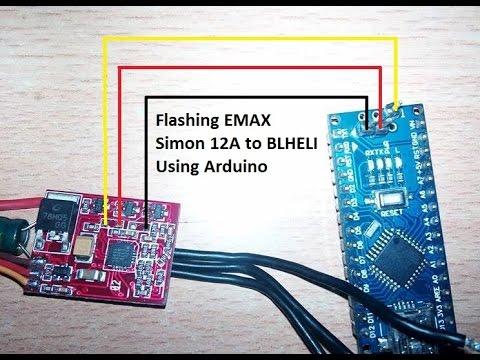 ATmega 328p programming bootloader, and firmware