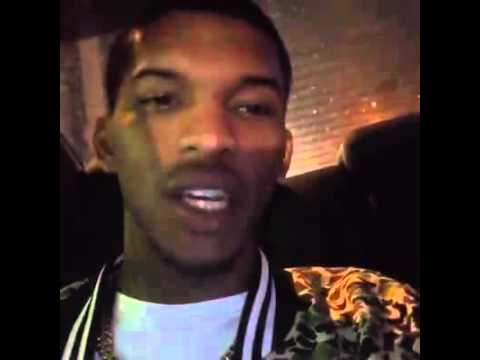 600 Breezy Pulls up in New York after NY Rapper 'Bam Bino' Disses him on Facebook.