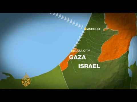 Gaza aid ship in Israeli stand-off