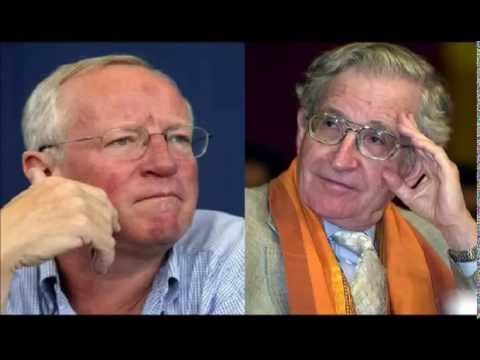 Noam Chomsky  In Conversation with Robert Fisk  FULL