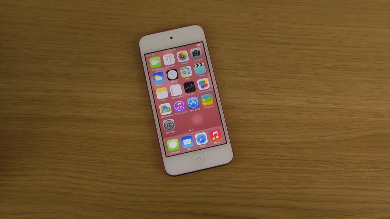 Ipod Ios 7 Ipod Touch 5 Ios 7 gm Review